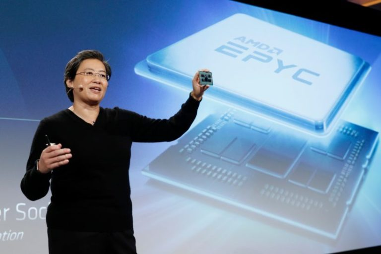 AMD Epyc to take over 10% of Total Server CPU market by 2020