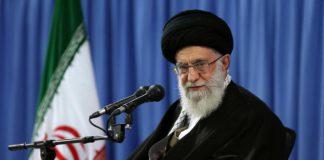 Iran Supreme Leader Ayatollah Ali Khamenei