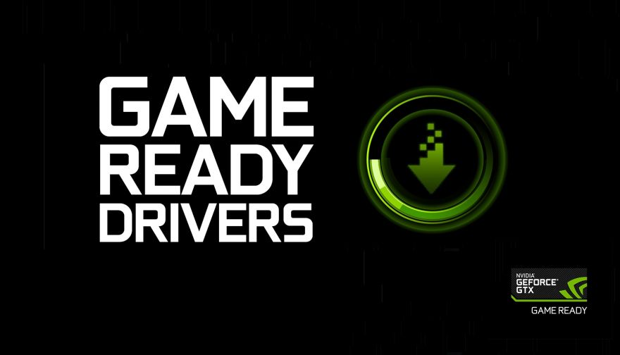 nvidia game ready drivers