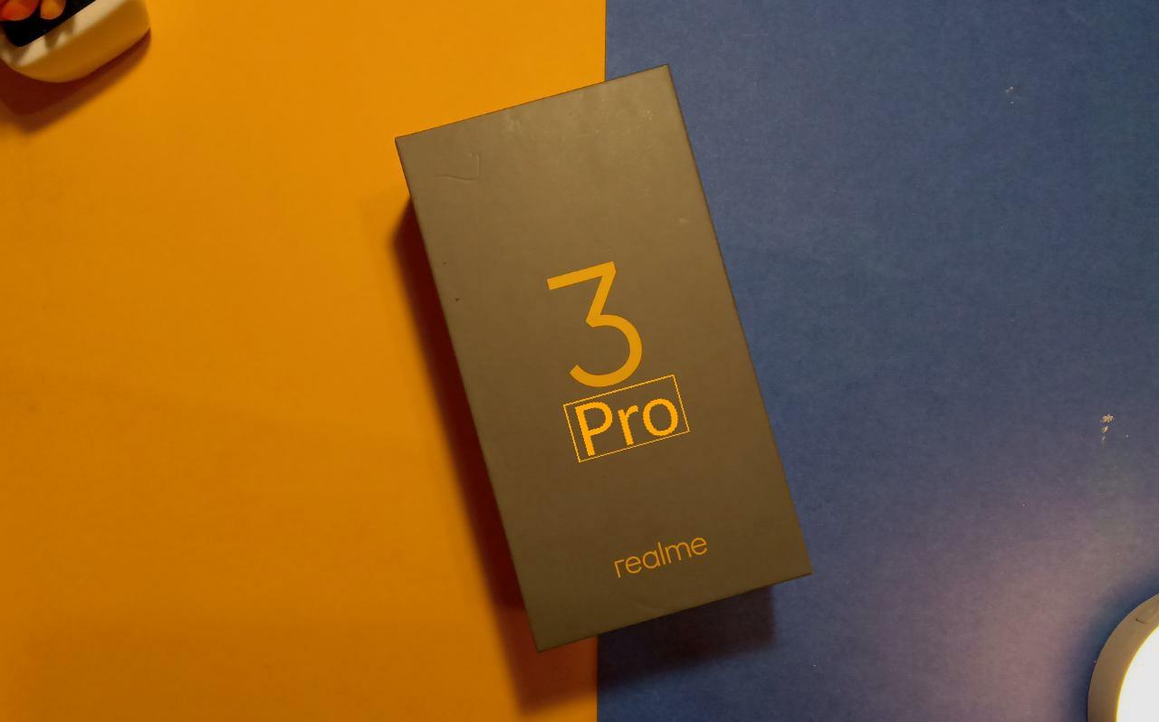 Realme 3 Pro