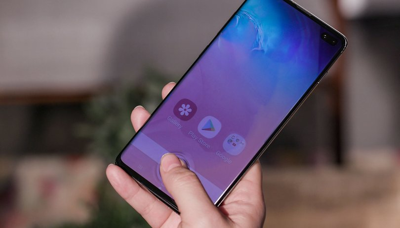 Samsung Galaxy S10 Receives  U0026 39 Urgent U0026 39  Security Update For