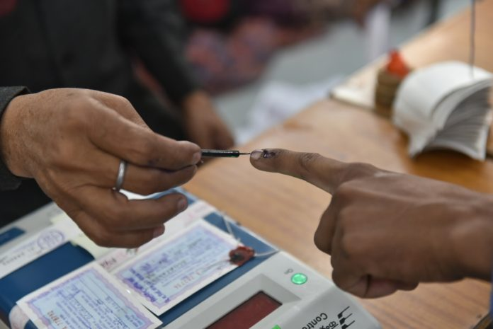 voting polling vote