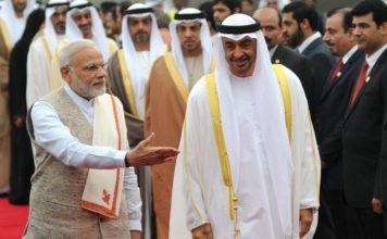 Abu Dhabi Crown Prince Sheikh Mohammed bin Zayed
