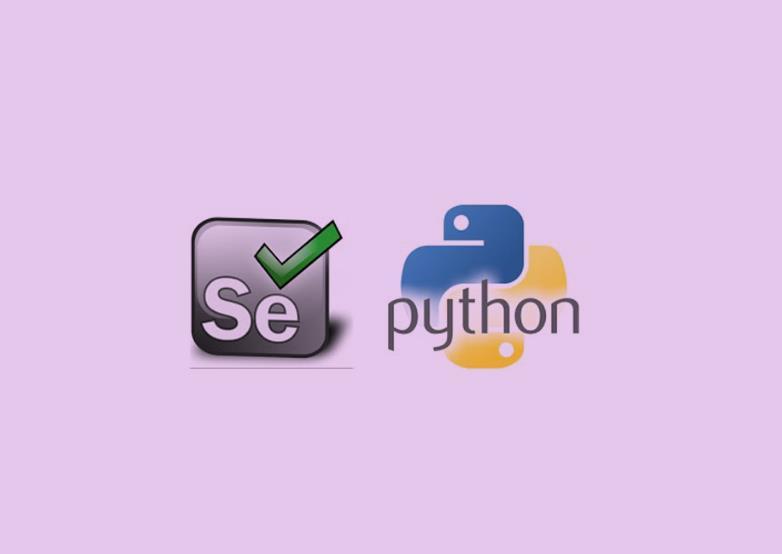 Selenium automation with Python-DevOps