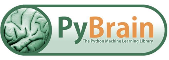 PyBrain Python Libraries for data analysis