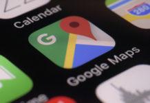 Google Maps-