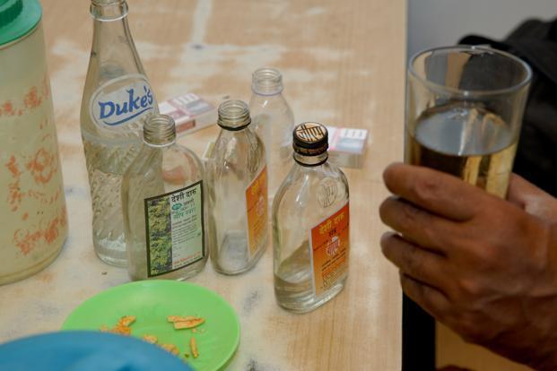 spurious liquor