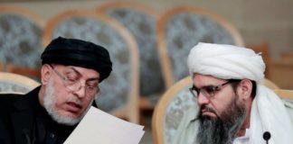 Taliban-China discuss US-Taliban peace talks