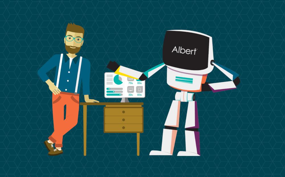 Albert for digital marketers