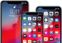 Apple 5G phones