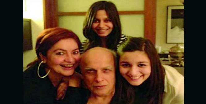 mahesh bhatt daughters
