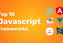 Most in-demand JavaScript frameworks in 2019