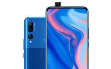 HUAWEI Y9 Prime 2019 ready to launch