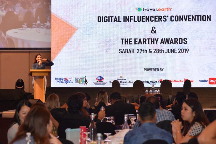 Digital Influencers Convention, Sabah