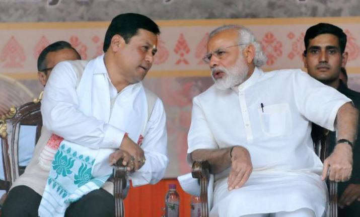 PM Modi dails Assam CM Sarbananda Sonowal; assures full ...