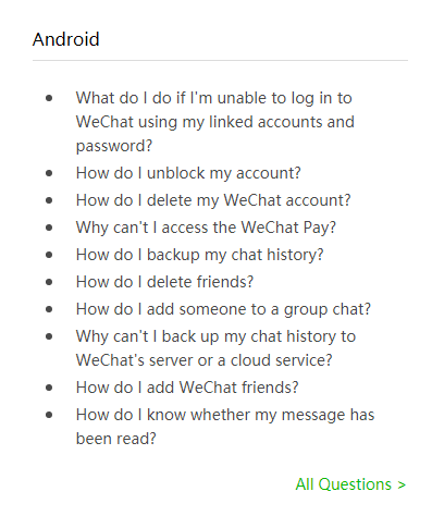 How to sign up/verify account on WeChat without verification from