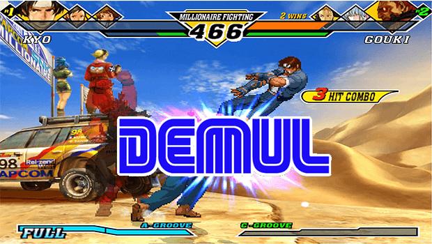 DEmul emulator for windows