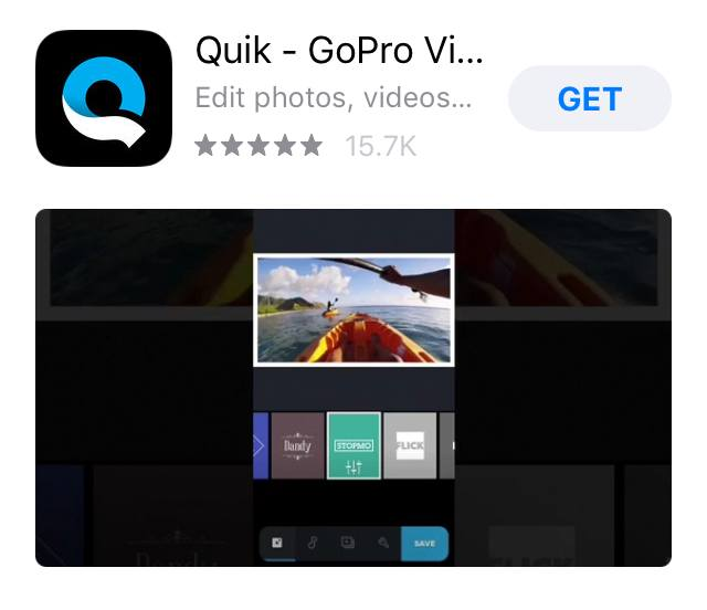 Quik best photos editor app for android