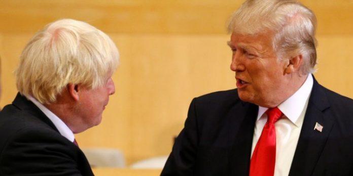 Boris-Trump