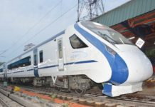 Vande Bharat express to be launched soon. Awaiting approval from PMO