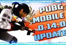 PUBG Mobile v0.14.0