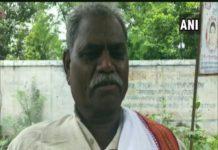 BJP legislator Sitaram Adivasi