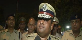 Delhi Police Joint Commissioner Anand Mohan ensuring tight security ahead of Independence Day celebration