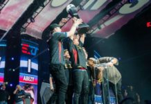 eUnited win the Call of Duty World League Championship 2019