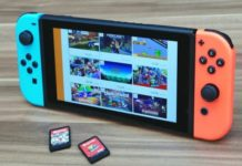 new Nintendo Switch has improved battery life