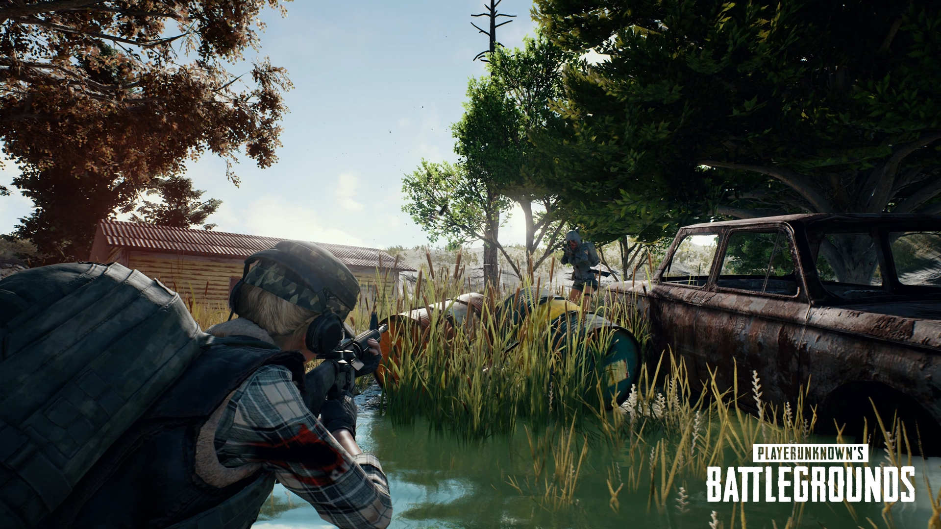 pubg hd wallpaper for android-windows-ios