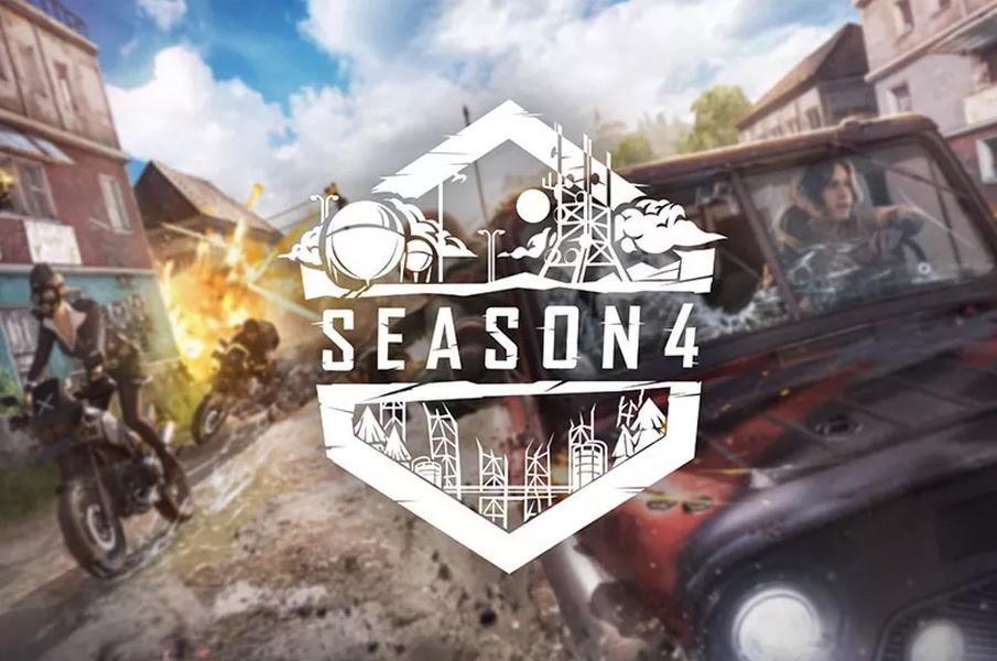 PUBG cross platform season 4 update