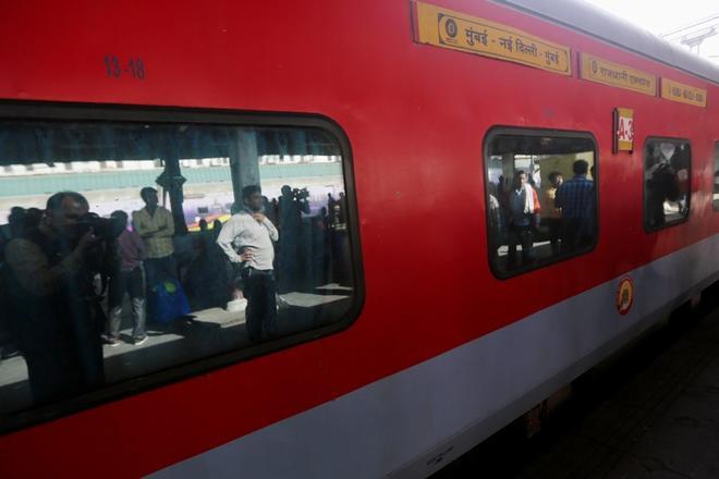 Centre approves Railways' request for higher train speed on Delhi- Mumbai and Delhi- Howrah journeys.
