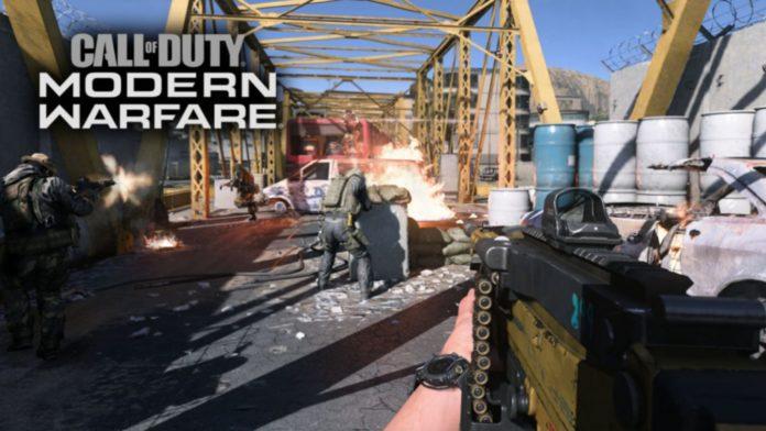 Call of Duty: Modern Warfare update 1.
