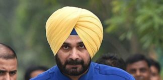 Contesting claims over Sidhu as next Congress Chief in Delhi. No final decision made yet.