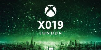 X019 to be heldd in London in November.
