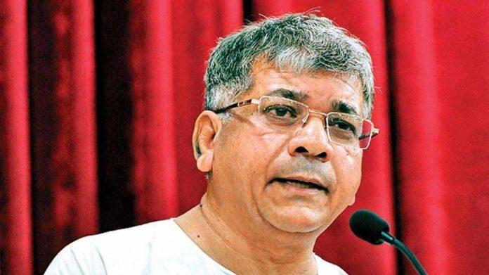 prakash-ambedkar-vba-aimim-talks-maharashtra-polls