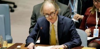 UN special envoy for Syria, Geir Pedersen (Photo: AP)