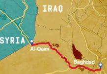 Iraq Reopens Qaim Border Crossing Syria