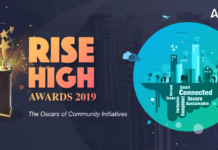 Rise high awards by adda.io