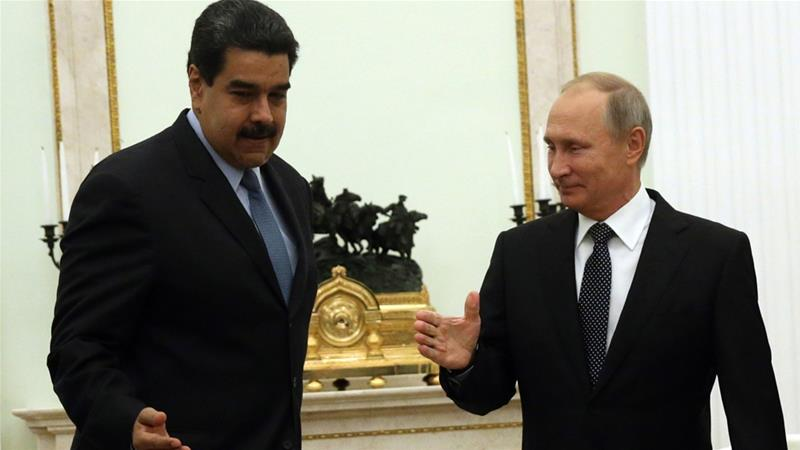 Russia Venezuela Talks In Moscow as Skip UNGA