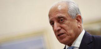 Zalmay Khalilzad (Photo: AFP)
