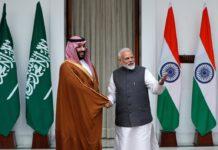 Saudi prince Mohammed Bin Salman taking relations forward with India