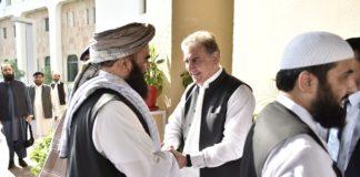 Afghan Taliban in Pakistan