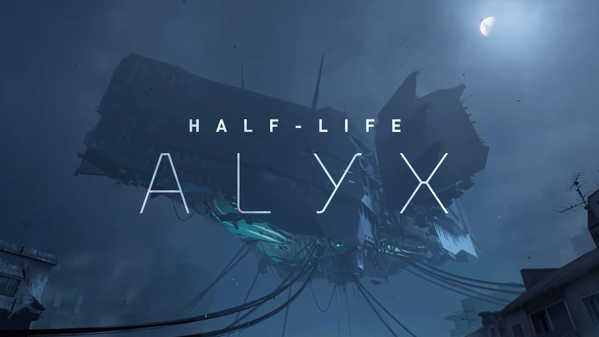 Half Lufe Alyx Tested