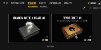 PUBG removing loot crates from December 18th onwards.