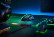 Basilisk Ultimate and Basilisk X HyperSpeed gaming mouse