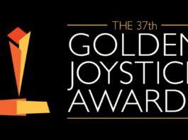 golden joystick awards winner