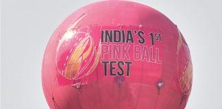Pink Ball