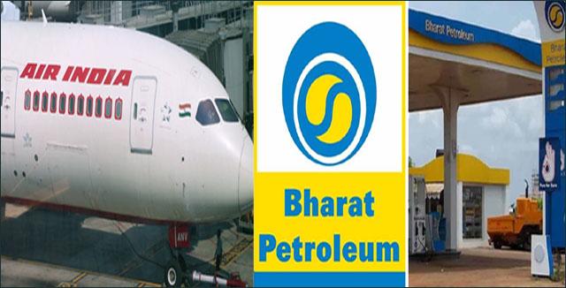 Air India & BPCL