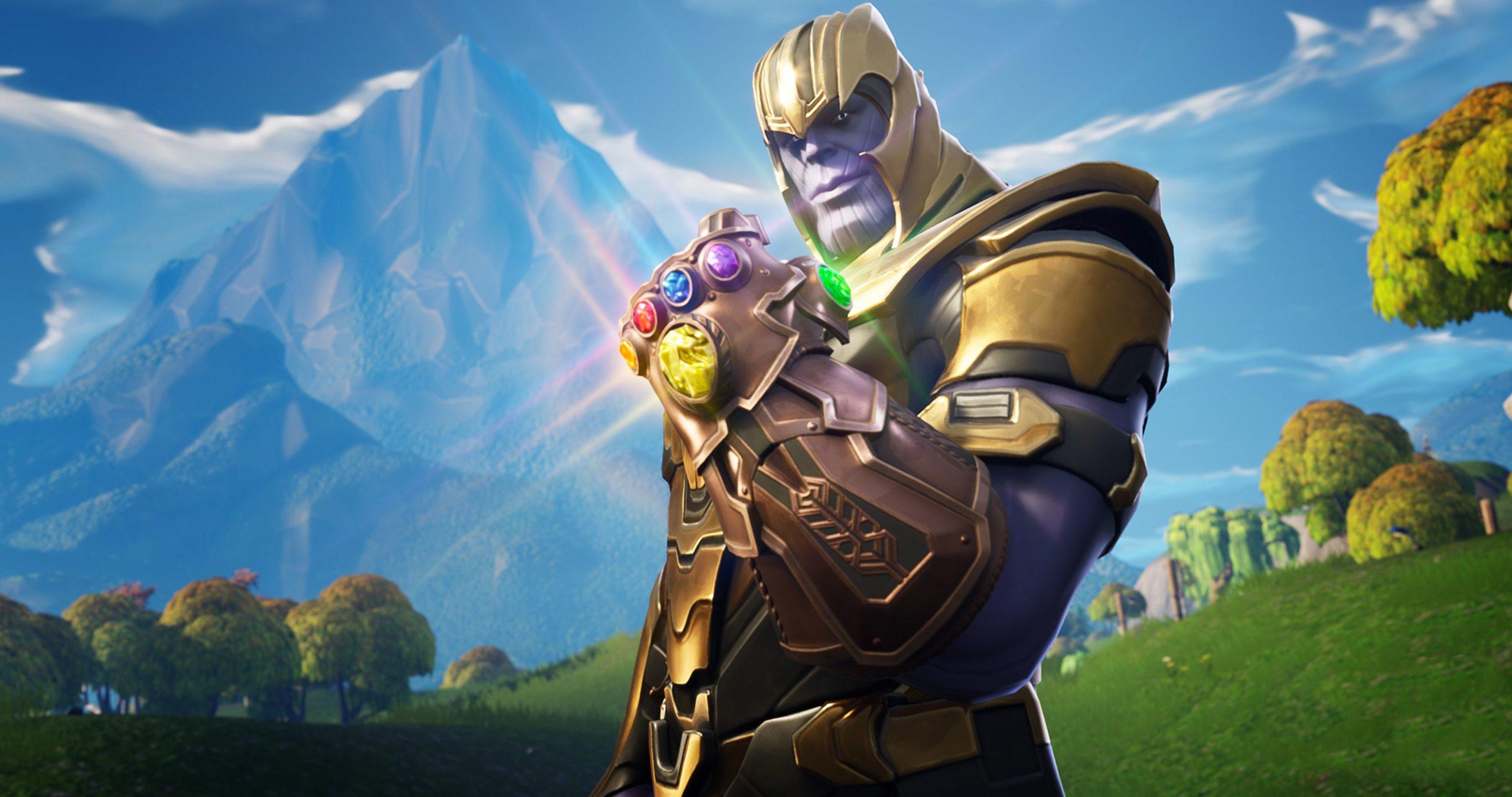 Fortnite-HD-Avengers-Thanos-wallpaper-Full-HD